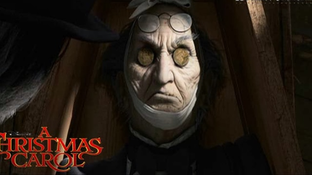 The Muppet Christmas Carol Jacob Marley.A Christmas Carol The Most Frightening And Memorable