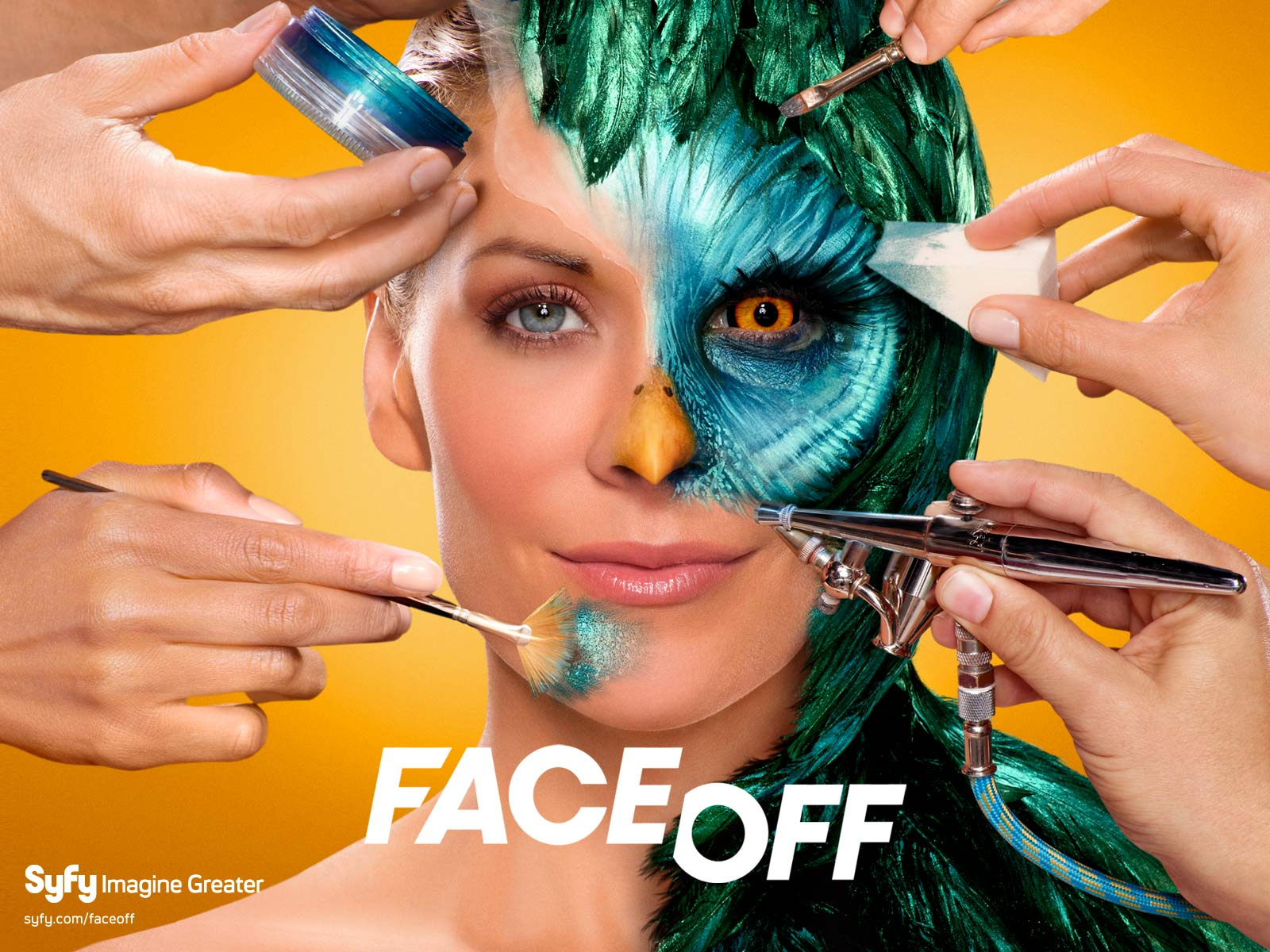 Syfy face off prizes