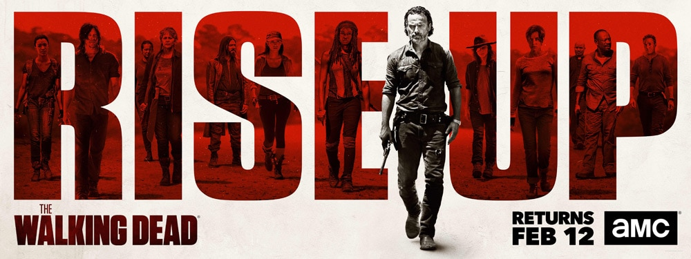 TWD S7Bartwork - So How Long Can AMC's The Walking Dead Shamble On?