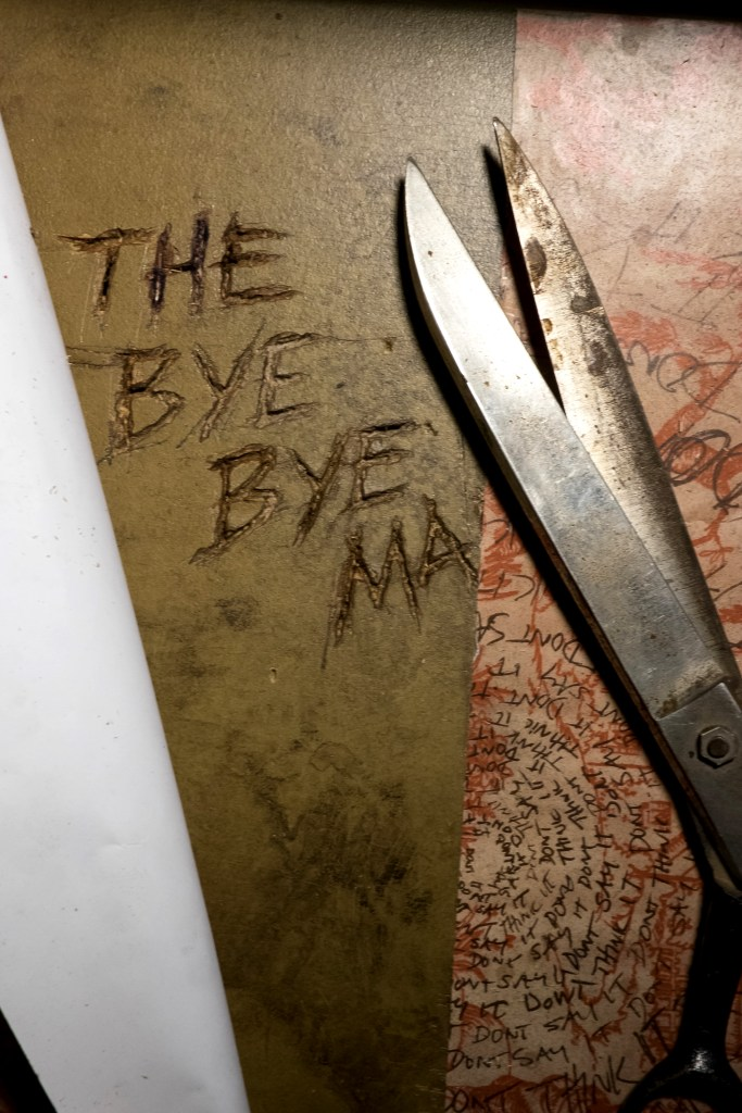 bye bye man 1 - Who Goes There Podcast: Episode 100 - The Bye Bye Man