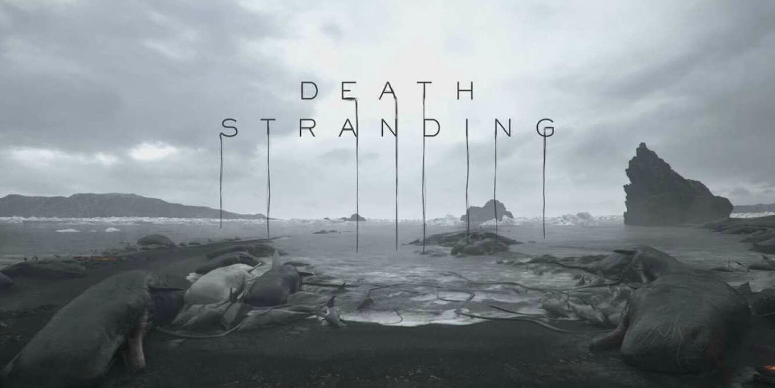 death stranding poset grey 1 - Game Awards 2016: Mads Mikkelsen and Guillermo del Toro Join the Cast of Hideo Kojima's Death Stranding