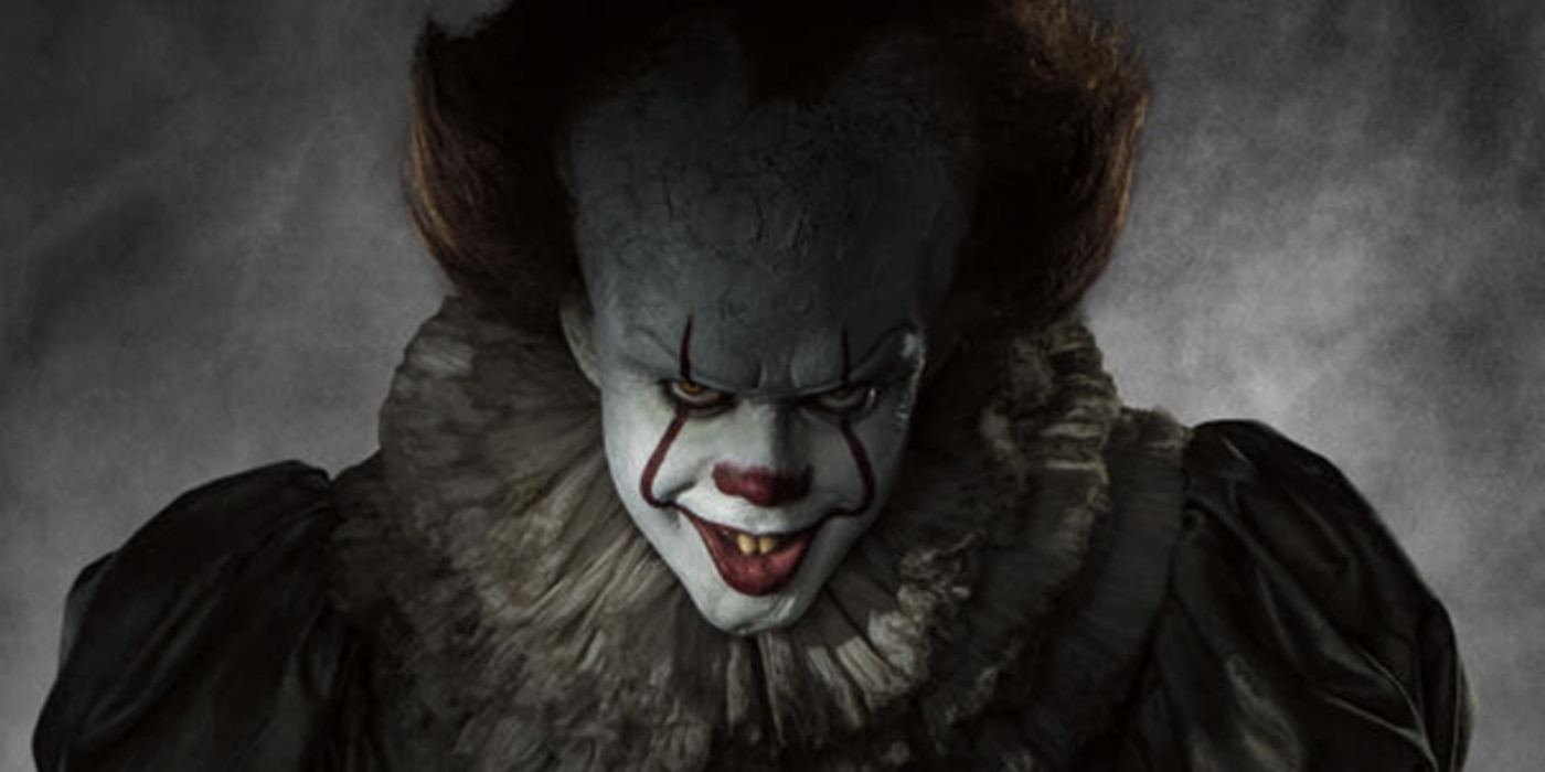 Stephen kings it meet the losers club dread central it movie 2017 pennywise bill skarsgard stephen kings it meet the losers club m4hsunfo