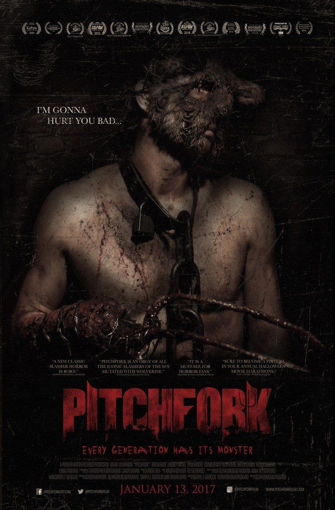 pitchfork - New Pitchfork Trailer and Poster Will Hurt You Bad