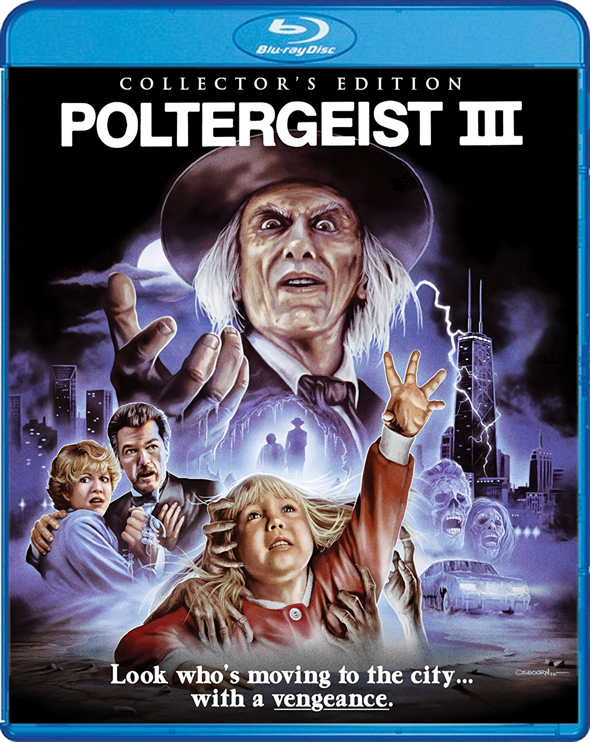 poltergeist 3 - Check Out This Fan Re-Edit of the Lost Ending to Poltergeist III