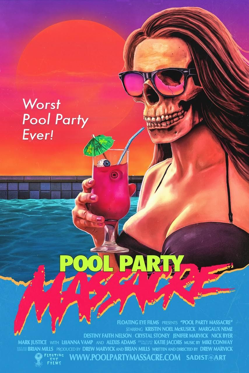 Pool Party Massacre