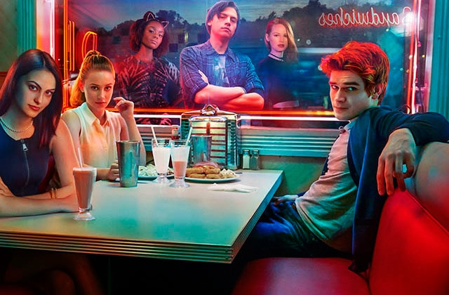riverdale keyart s - New Trailer and Synopsis Welcome You to Riverdale
