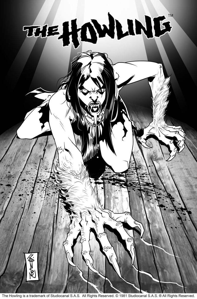 The Howling Board Game and Comic Series Coming from Space ...