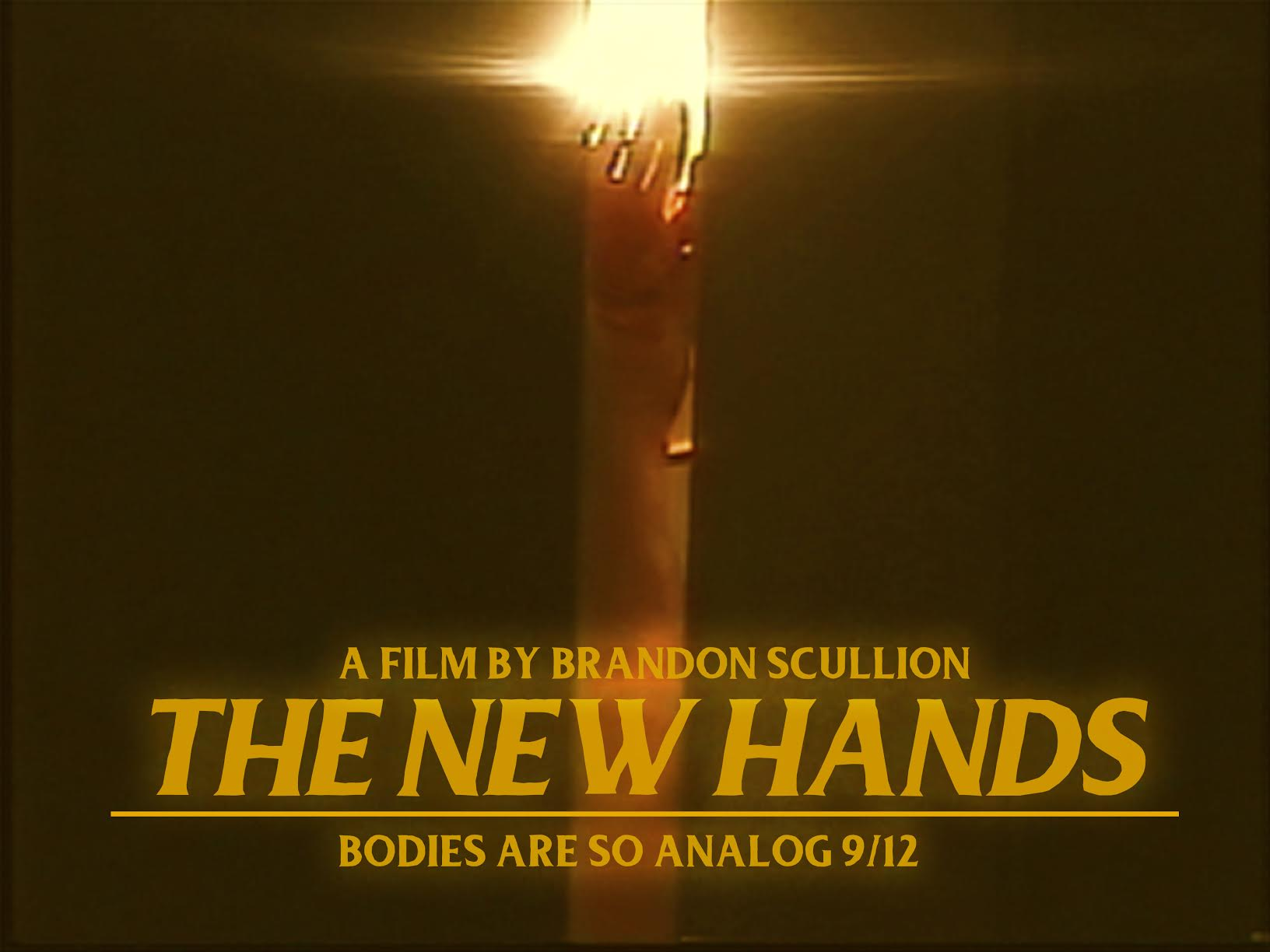 the new hands 1 - Bodies Are So Analog in New Short The New Hands