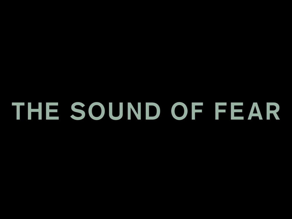 thesoundoffear - Colin Campbell's New Short Emits The Sound of Fear