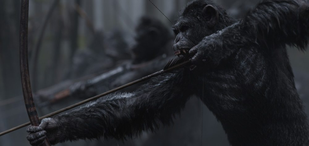 warfortheplanetoftheapes1 1 - War for the Planet of the Apes Gets Home Video Release Date