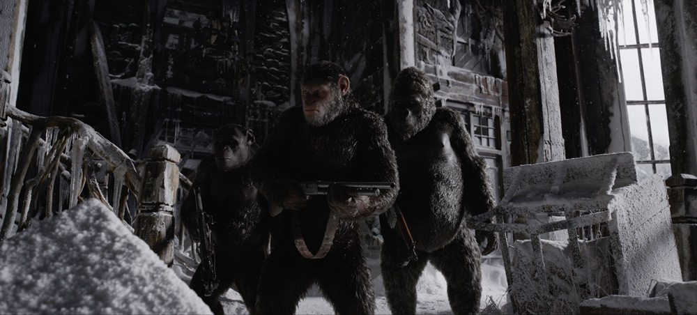 warfortheplanetoftheapes4 - New War for the Planet of the Apes Featurette Goes Into the Magic of Visual FX