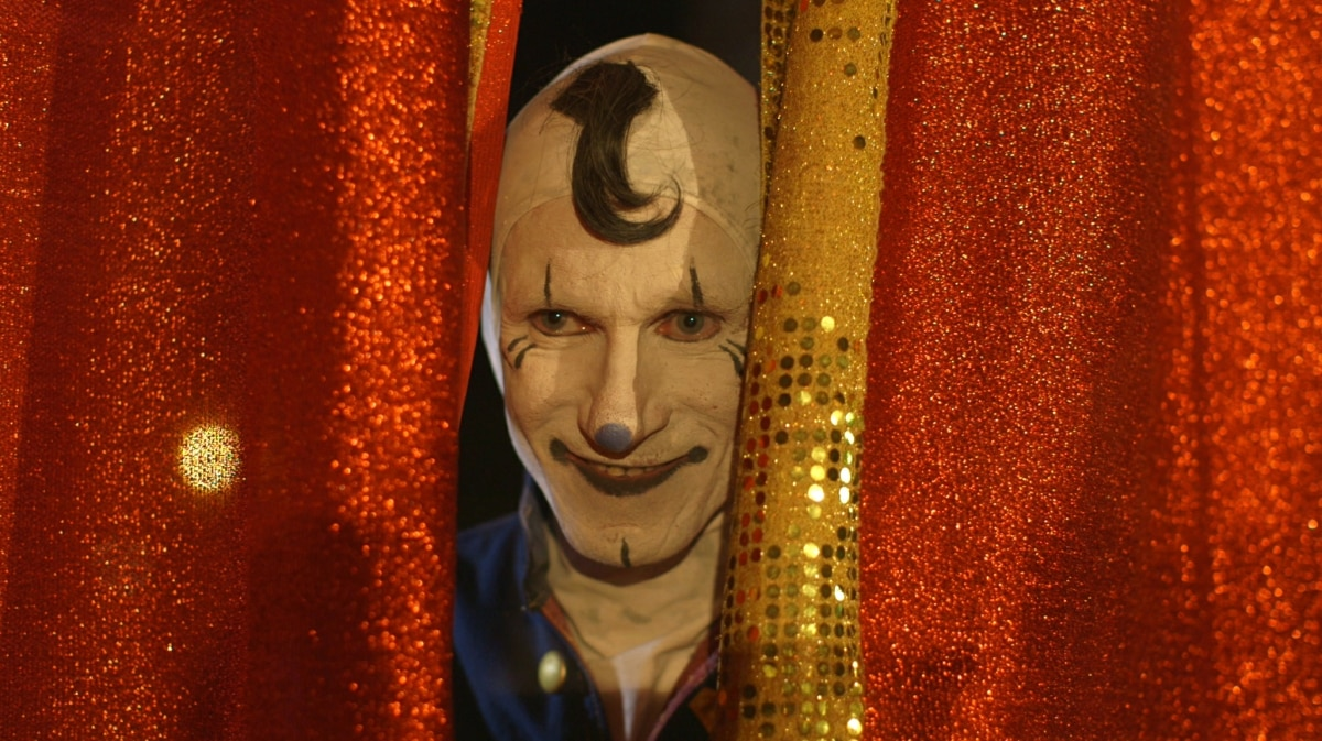 Circus of the Dead Bill Oberst Jr Papa Corn 1 - The Circus of the Dead Is Coming to Town