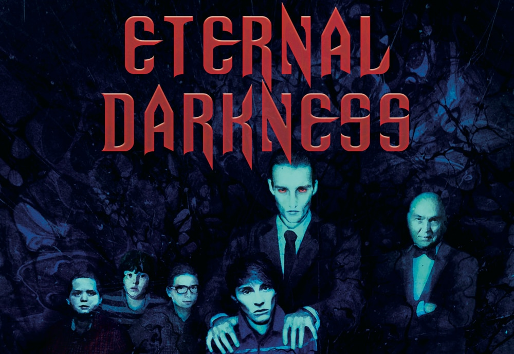 Eternal Darkness Cover s - Tom Deady Surrounds Us with Eternal Darkness