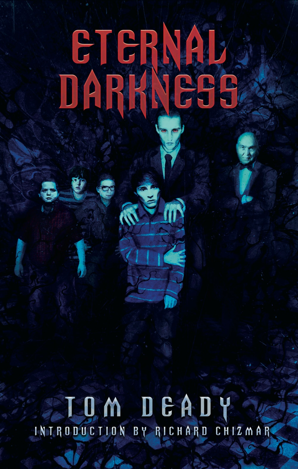Eternal Darkness Cover - Tom Deady Surrounds Us with Eternal Darkness