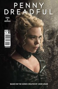 PENNY DREADFUL 1 COVER B PHOTO 198x300 - New Interior Art Revealed from Penny Dreadful: The Awaking Issue #1
