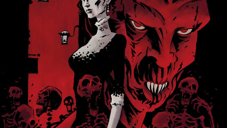 PENNY DREADFUL 1 COVER D ROB DAVIS 750x422 - New Interior Art Revealed from Penny Dreadful: The Awaking Issue #1