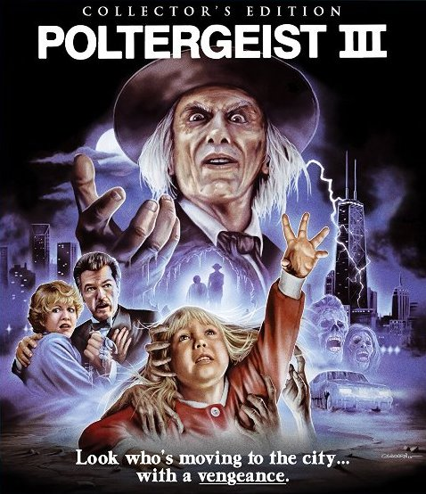 Poltergeist III 1988 Collectors Edition 1 - Horror History: POLTERGEIST III Is Now 33 Years Old