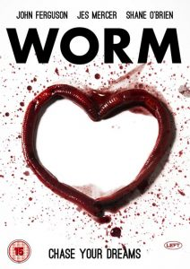 Worm UK DVD Sleeve
