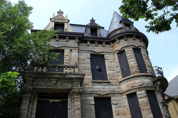 congelier horror - America's Most Haunted Places - Congelier House: The House the Devil Built