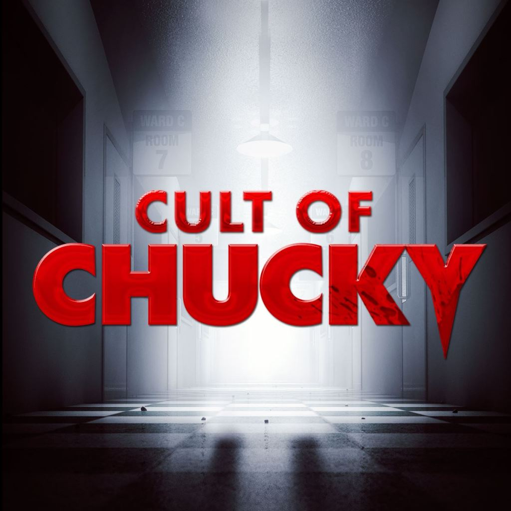 cult of chucky title - Cult of Chucky - This is Chucky. This is Chucky on Drugs. Any Questions?