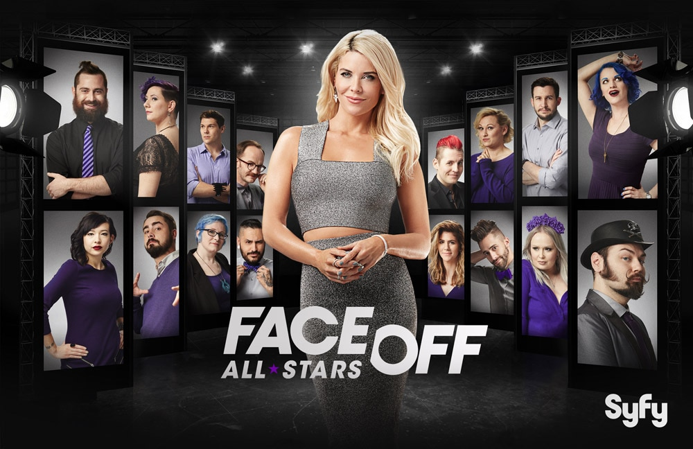Face Off Season 11: Exclusive Clip from Episode 2 - The