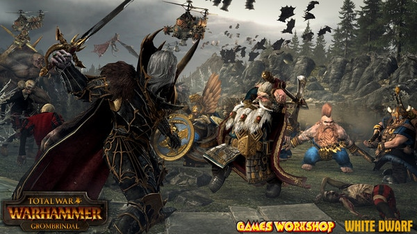 Total War: Warhammer - Realm of the Wood Elves (Video Game