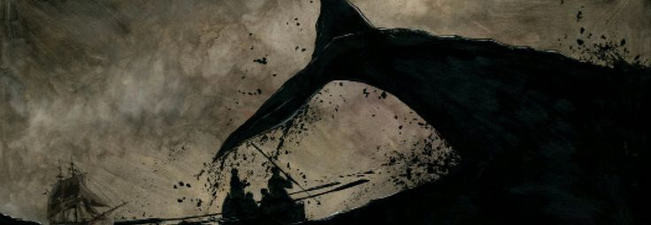 moby dick dark horse3 1 - Moby Dick Swimming into Comic Stores Next Month
