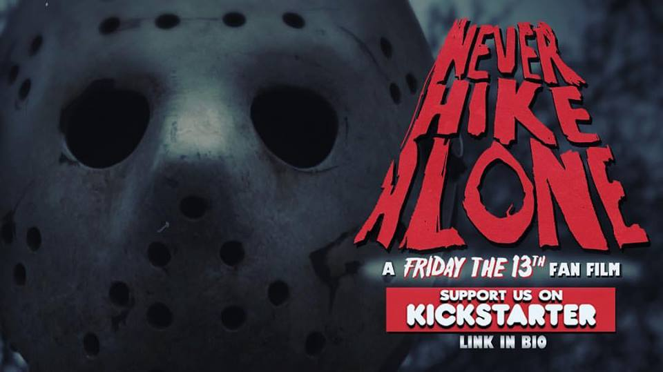 never hike alone - Never Hike Alone in Crystal Lake - New Friday Fan Film