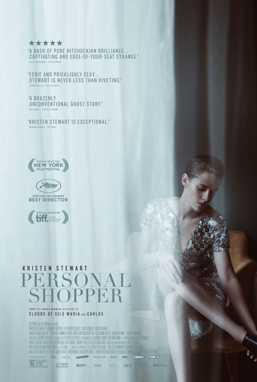 personal shopper 1 - New Personal Shopper Trailer Heads in from Across the Pond
