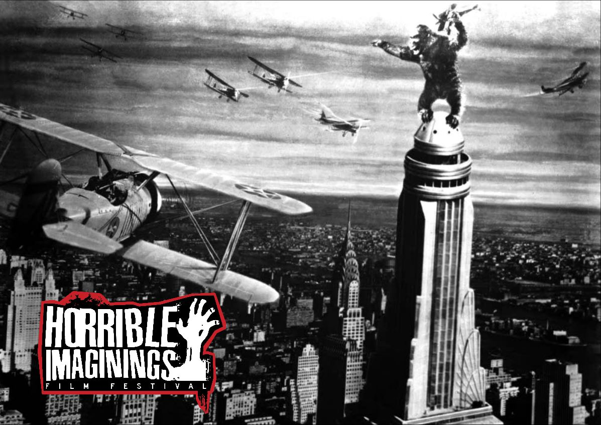 podcast kon - Horrible Imaginings Podcast #166: Long Live the King, The Legacy of King Kong