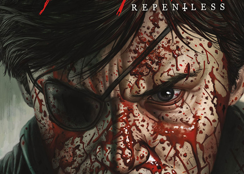 repentless comic s - Slayer: Repentless Issue #1 Available Today! Take a Peek Inside!