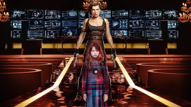 Resident Evil The Final Chapter Gets An Imax Poster New Clip