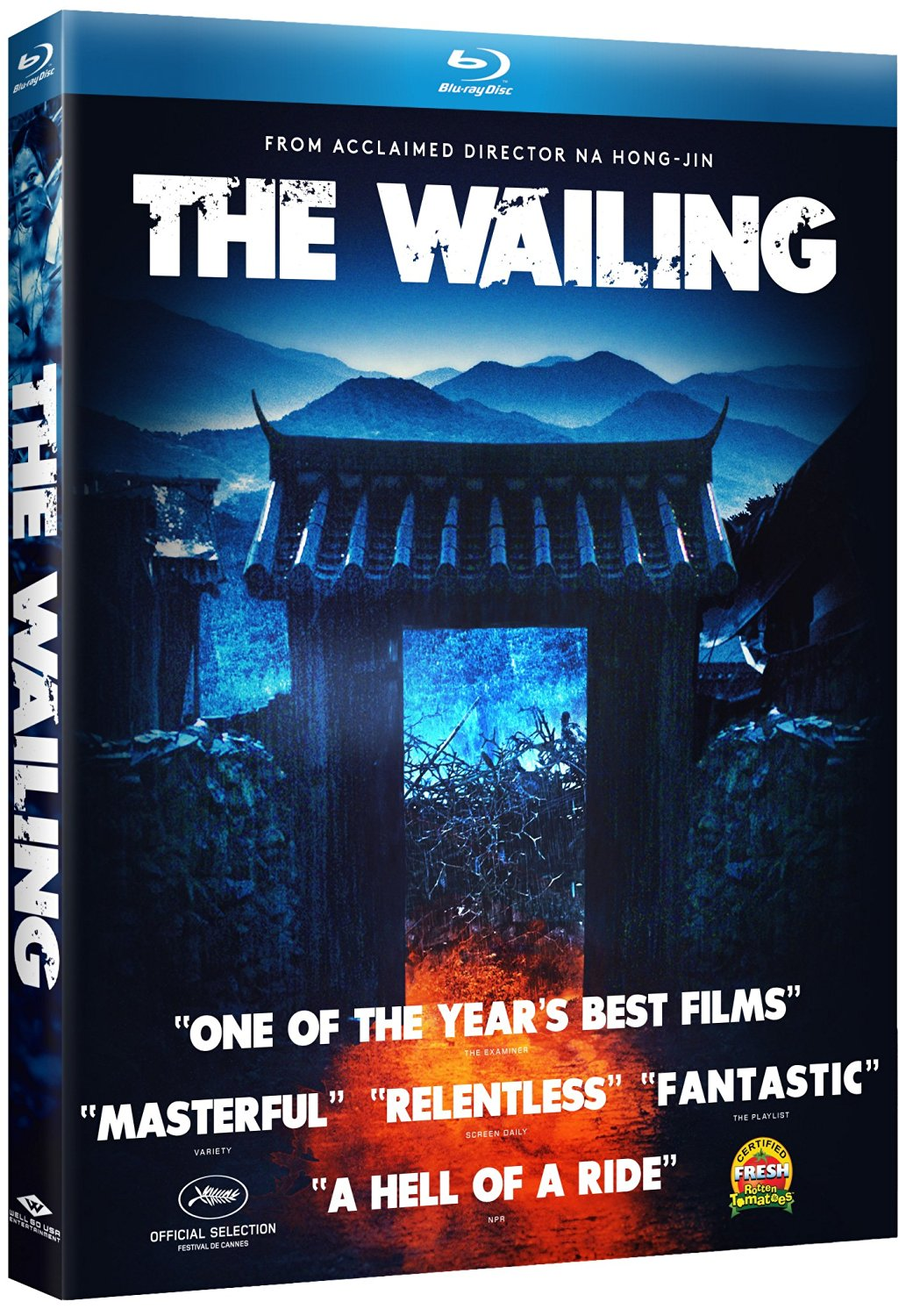 the wailing blu ray - Ridley Scott Wailing for a Remake