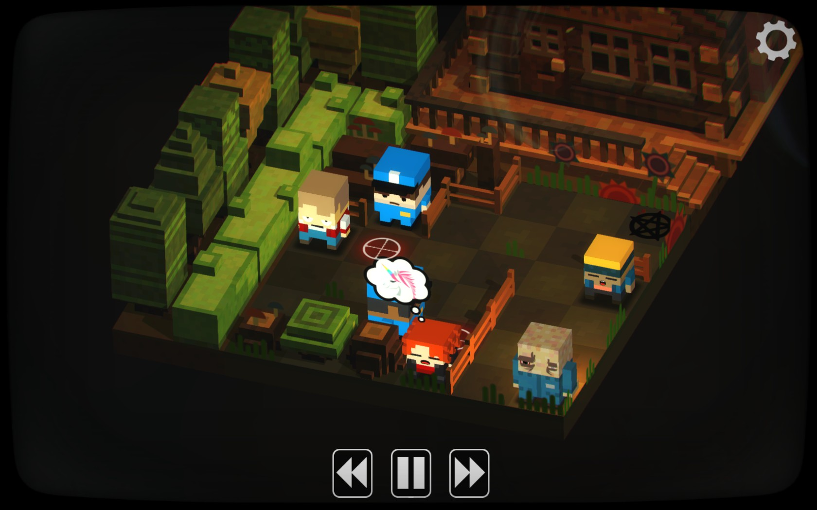 20161029155109 1 - Slayaway Camp: The Butcher's Cut (Video Game)