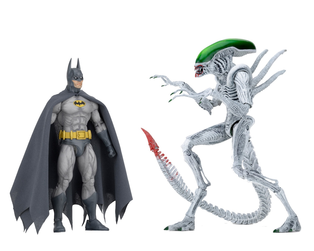 Batman vs. Joker Alien