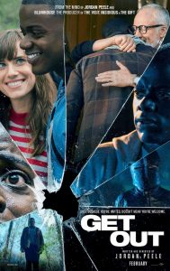 Get Out 189x300 - Get Out (2017)