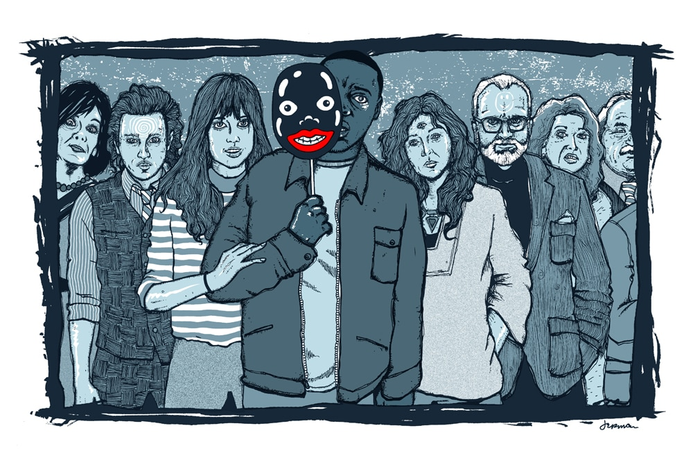 Get Out Gallery
