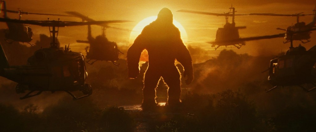 KONG 4 - How Much Would the New King Kong Weigh? Here's an Interesting Estimate!