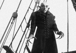 Count Orlok portrayed by Max Shreck