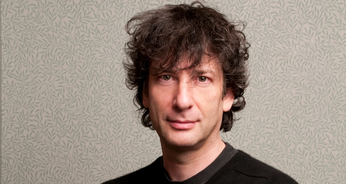 Neil Gaiman Photo Credit Kimberly Butler - More Neil Gaiman Stories May Be Coming to Television