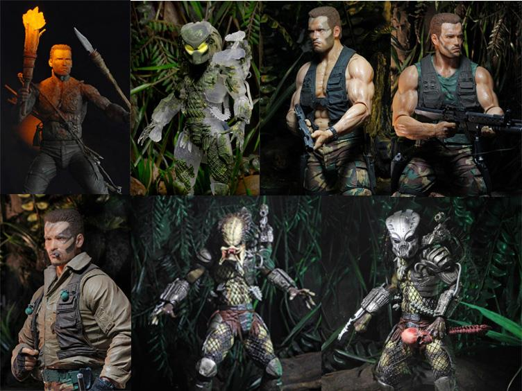 Predator NECA 30th