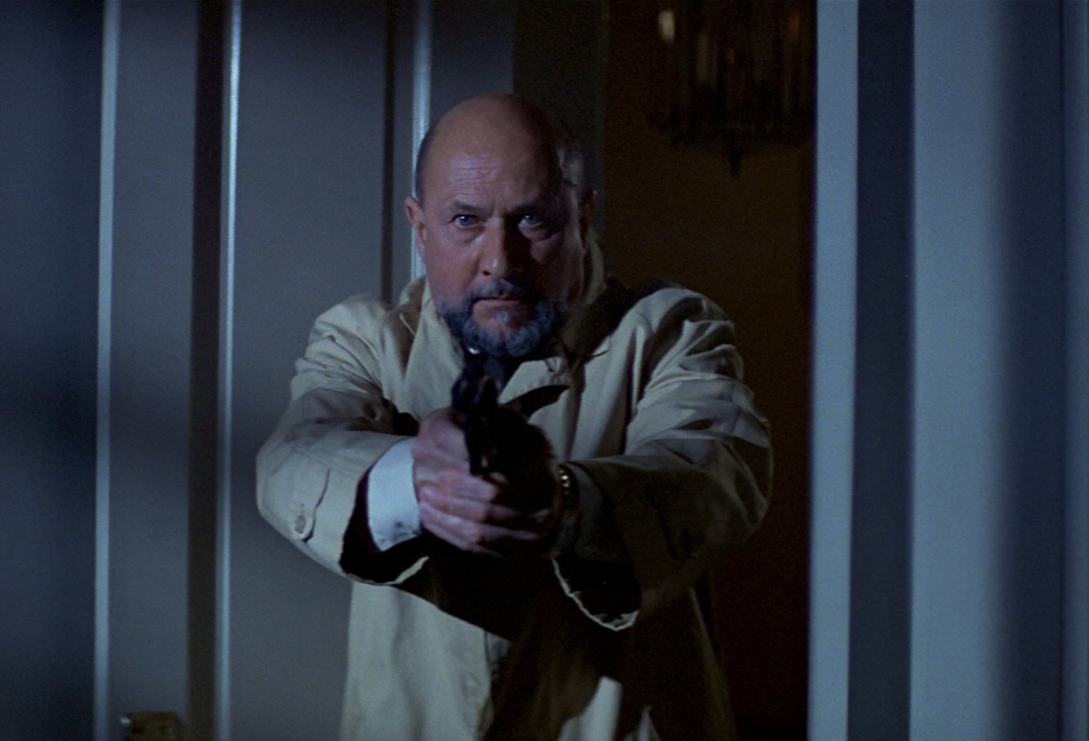 Donald Pleasence as Sam Loomis