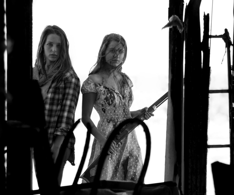 The Tribe Anne Winters Jessica Rothe Still - An Unwelcome Visitor Joins The Tribe in this New Video