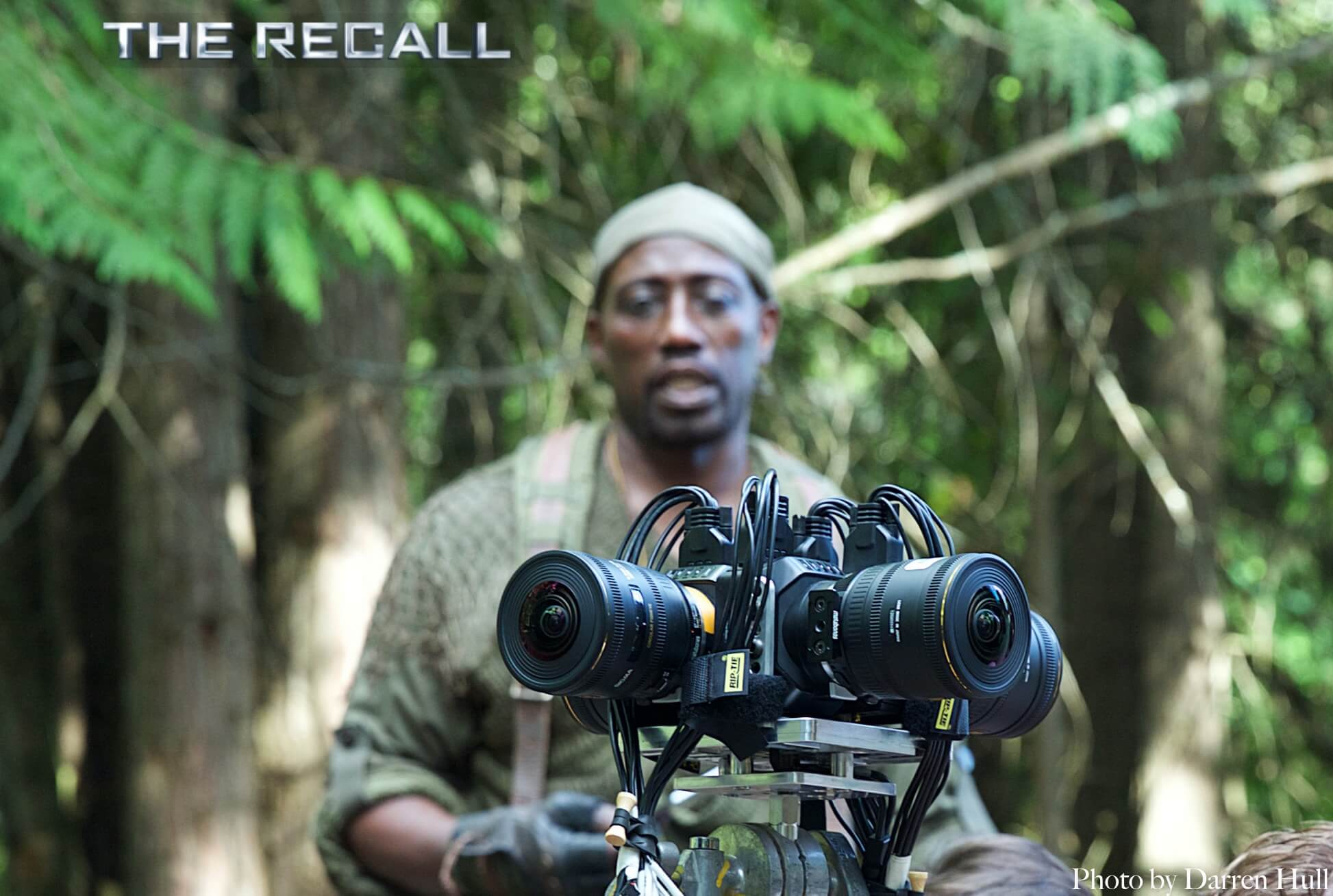 Wesley Snipes the recall abduction3 1 - Wesley Snipes Fights Aliens in The Recall VR Abduction