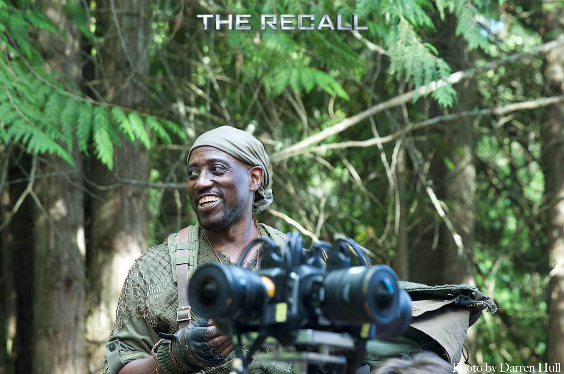 Wesley Snipes the recall abduction4 1 - Wesley Snipes Fights Aliens in The Recall VR Abduction