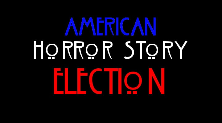 american horror story election - American Horror Story Season 7: Cheyenne Jackson In, Lady Gaga Out, New Teaser Image!