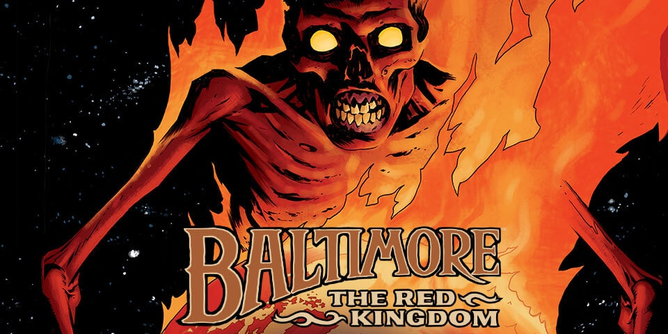 baltimore the red kingdom2 1 - Vampires Start the Apocalypse in Mike Mignola's Baltimore: The Red Kingdom