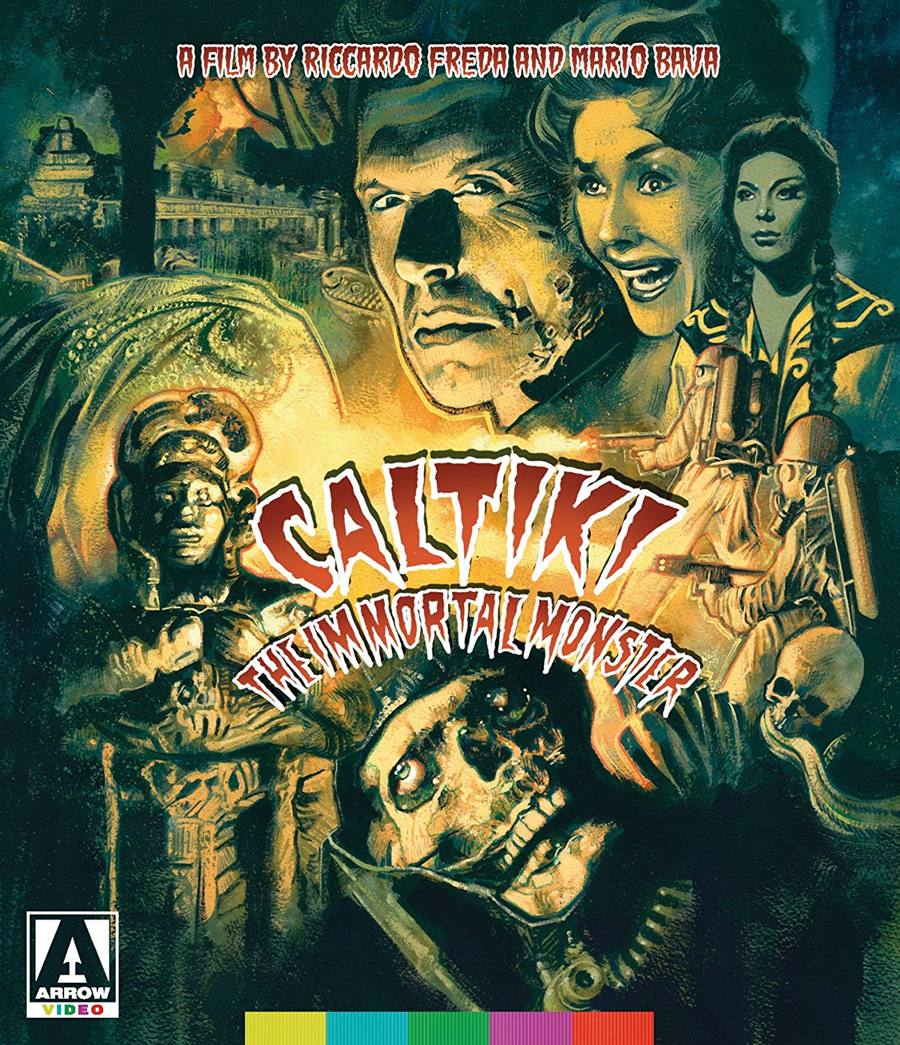 caltiki - Eyegasm: The Best and Worst Home Video Cover Art - 4/25/17