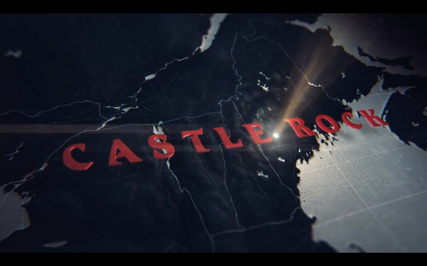castle rock - Breaking News: Stephen King, Bad Robot, and Hulu Take Us to Castle Rock