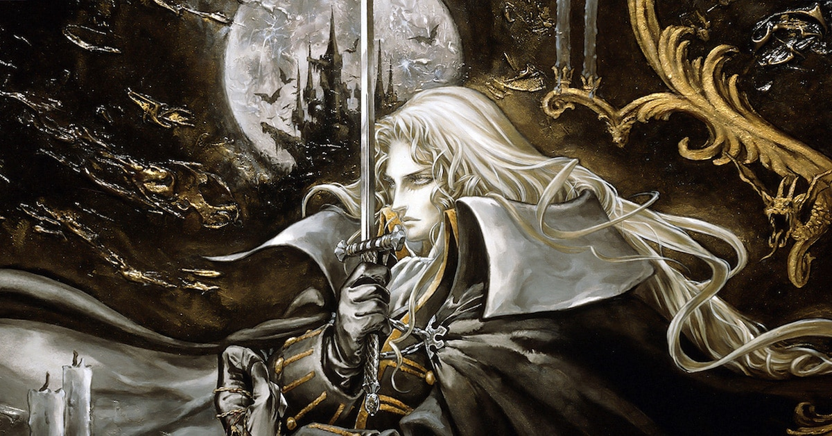 castlevaniabanner - Konami Reveals Entire CASTLEVANIA ANNIVERSARY COLLECTION Line-Up